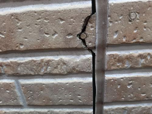 ケイナスホーム 外壁 ヒビ割れ