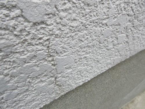 外壁 モルタル ひび割れ