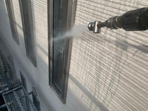 ケイナスホーム 高圧洗浄イメージ