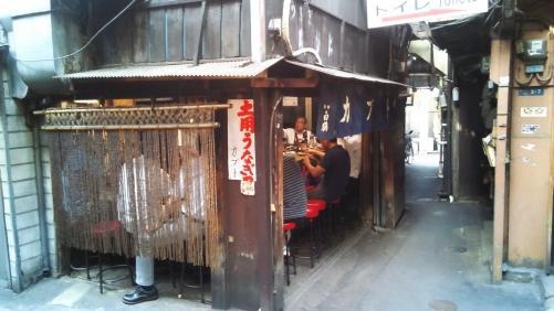 夏!鰻!日本酒!八王子 玉がきへ!!