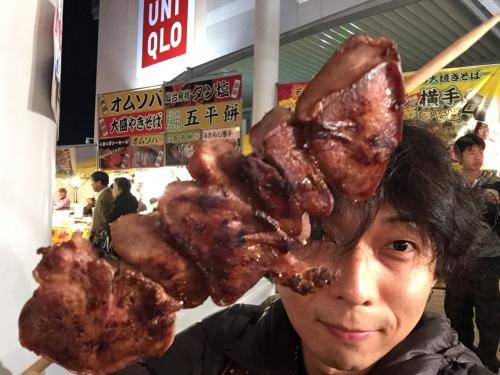 B級グルメ祭り in 浦和美園イオン