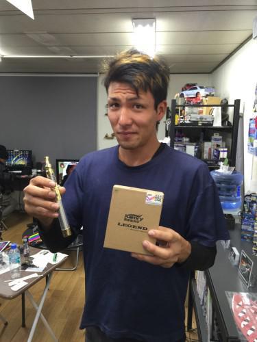 【アイズエージェント】電子タバコデビュー!「鎌ヶ谷市」