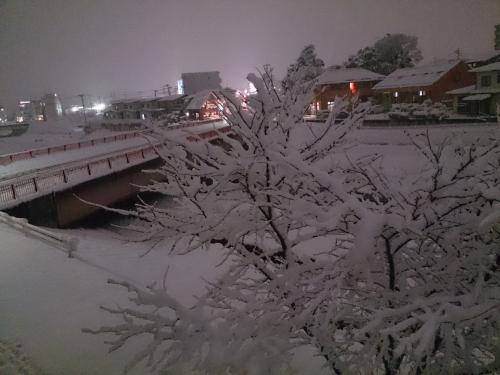 大雪着雪風雪なだれ雷注意報