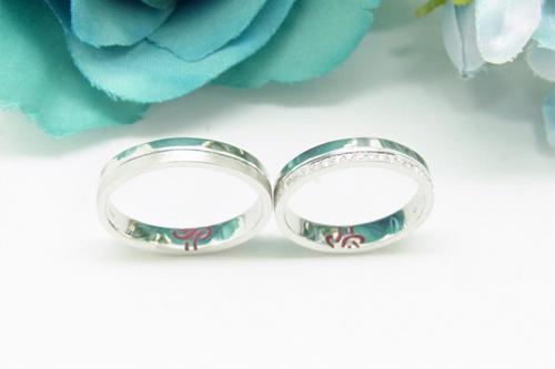 PT900にて結婚指輪のご注文