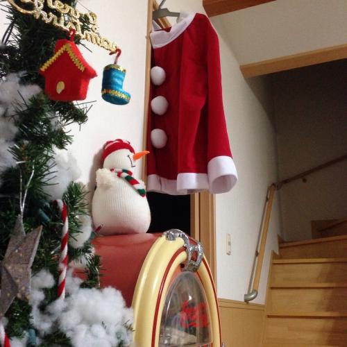 クリスマスでサンタ!
