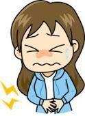 胃下垂による下腹部の痛み
