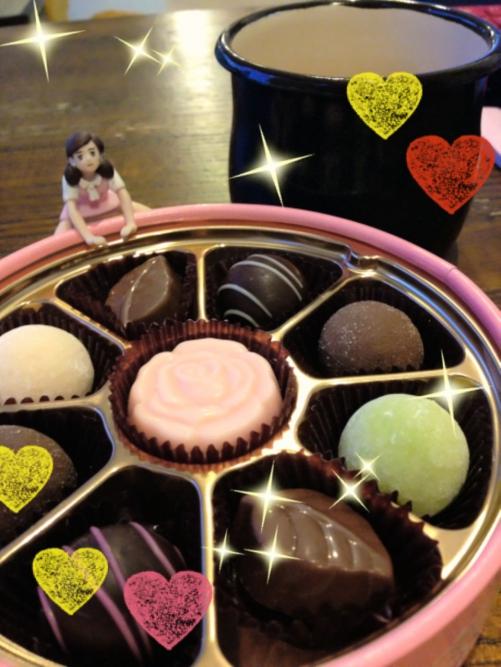 チョコレートは美容と健康に良い!