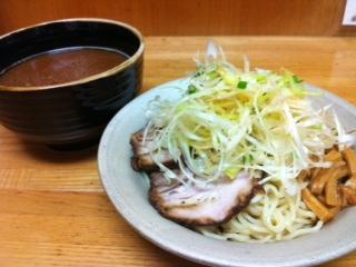 食欲増進‼ ピリ辛ねぎつけ麺