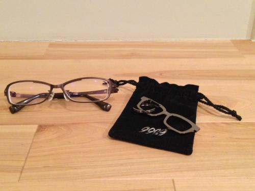 天神イムズのポーカーフェイスで眼鏡買いました