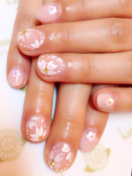☆桜ネイル☆