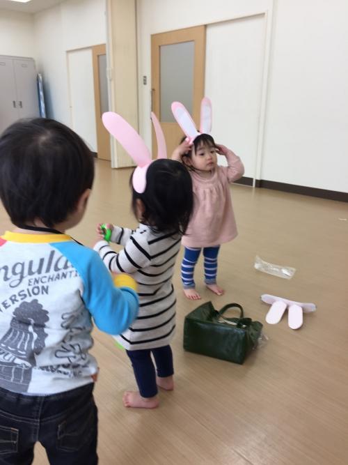 日吉本町 リズム遊び 春の体験会