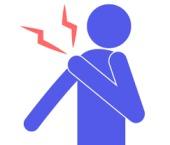 肩関節の痛みと側腹部の関係