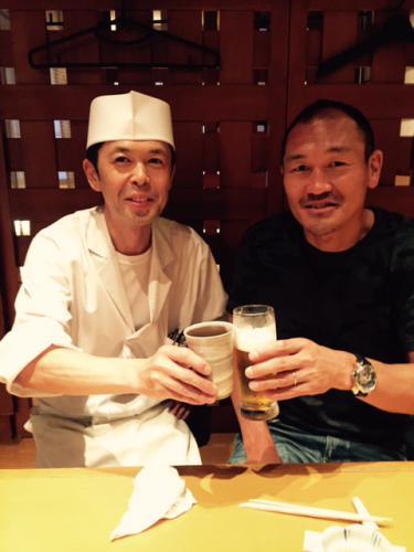 やっぱり最高、元日本 DF秋田選手