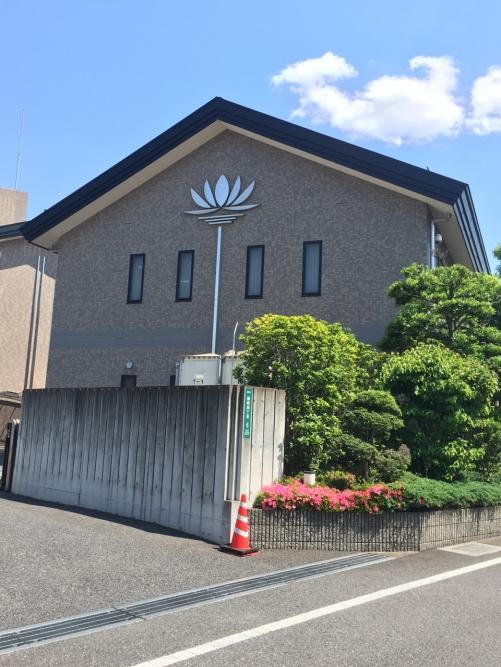 聖典谷塚斎場にてワンデー葬儀