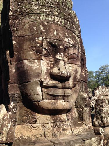カンボジアに行ってました。