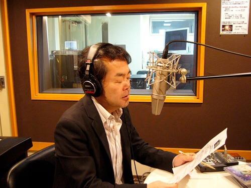 東京 ボイストレーニング ラジオ出演