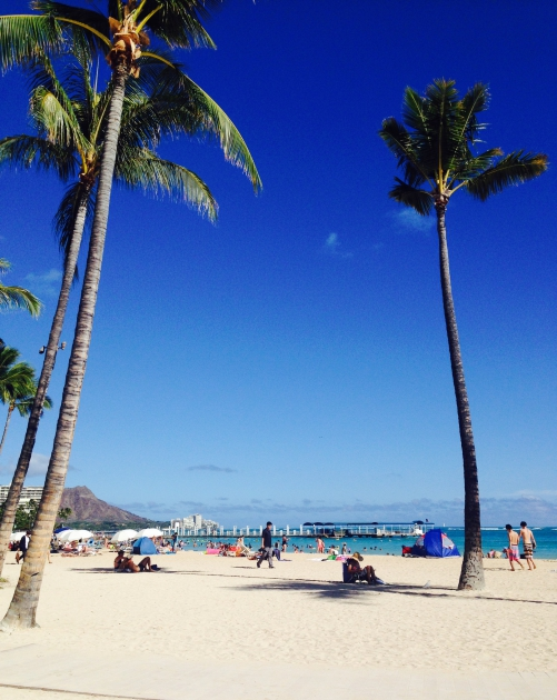 ハワイの想い出
