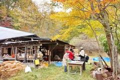 国立けんぼう窯秋の登り窯焼成。ホームページ更新しました。