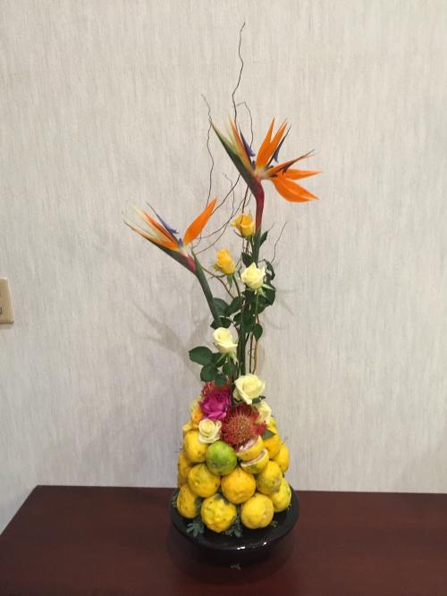 今週のお花?