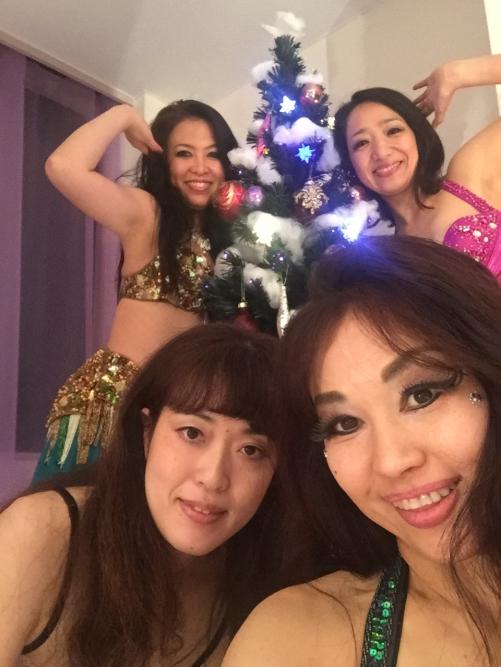 クリスマス☆ハフラ♪