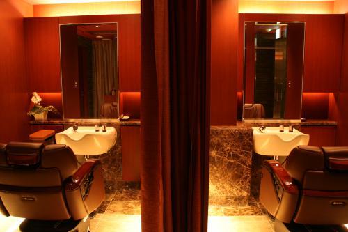 美容室に行きづらい男性方へ 個室空間での施術