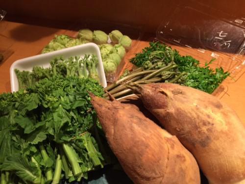 竹の子・山菜