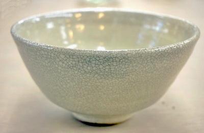 萩茶碗を登り窯で焼いてみました。陶芸教室 東京国立けんぼう窯