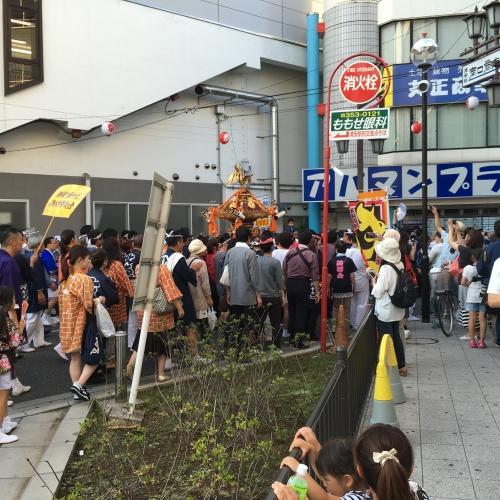 三日間「浦安三社例大祭」お疲れ様でした。