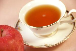 紅茶《茶葉に含まれる成分》