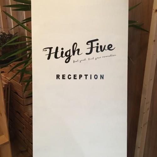 wedding select shop「HIGH FIVE」