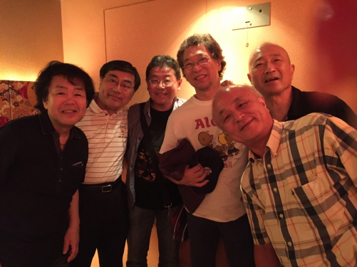 広島にて凱旋ライブ!