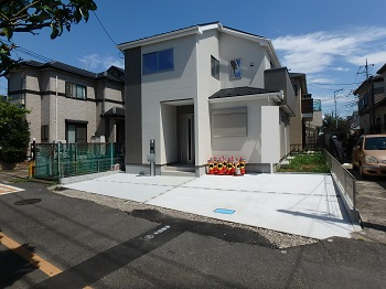 さいたま市見沼区南中野 新築 2,480万円 仲介手数料無料
