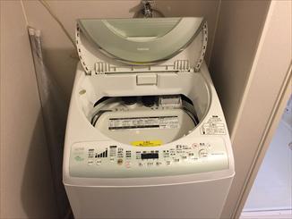 洗濯機、洗濯槽のクリーニング 群馬県高崎市片岡町
