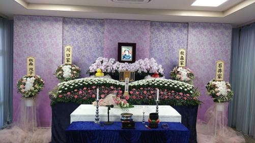 清瀬市家族葬