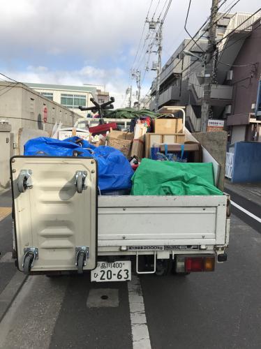大田区、軽ワゴン、お引越しサポート、格安、安心!