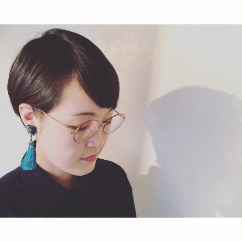 代官山 中目黒 美容室 ショート マニッシュ
