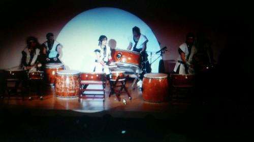 東京都会社式典での和太鼓演奏、イベント演奏依頼