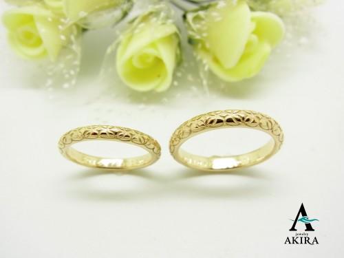結婚指輪のオーダーメイド神奈川県横浜市から