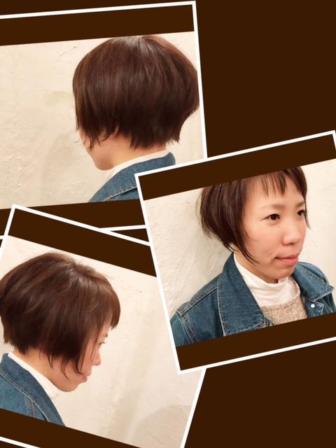 ショートヘアの花嫁♡  代官山 美容室