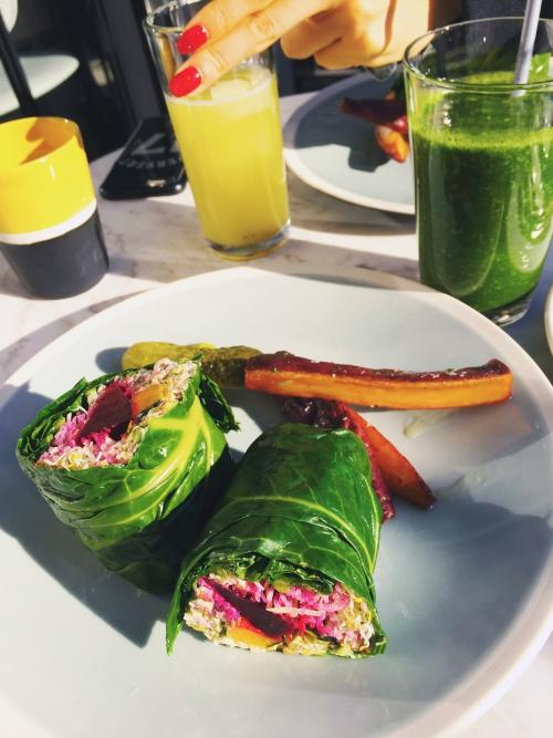 春、キレイな色の野菜が食べたい(*´∀`*)ノ