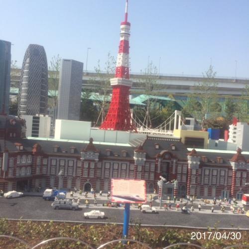 名古屋 レゴランド東京駅