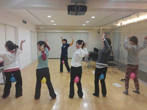〜『クビレる体操教室 vol.4 』〜開催のお知らせ