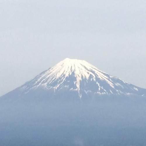 富士山やでぇ〜〜
