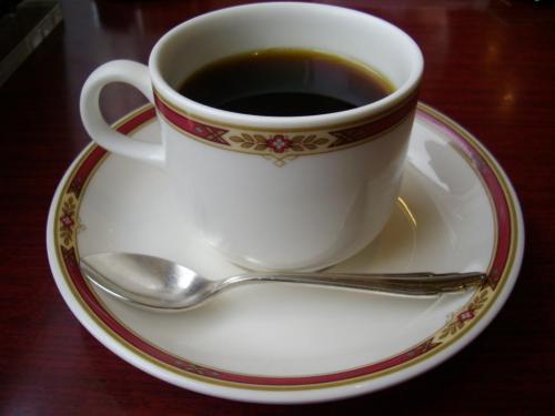 『飲みやすいコーヒーカップ』