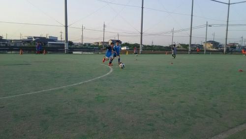 水戸市 サッカースクール