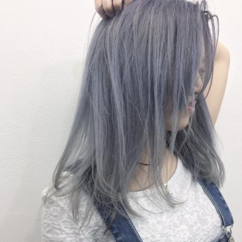夏のホワイトヘア計画。TLONY渋谷