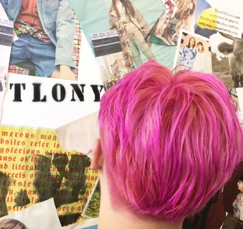 デザインカラー TLONY渋谷