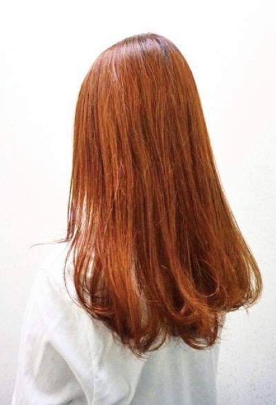 TLONYおすすめオレンジカラー☆
