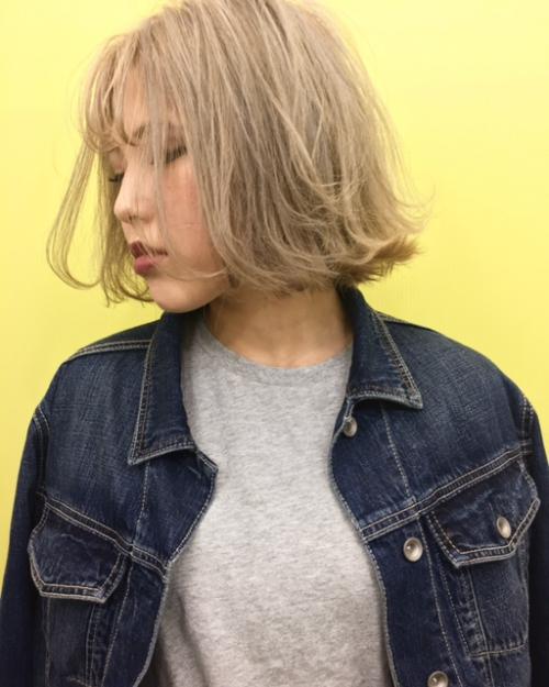 ハイトーンブリーチカラーならTLONY渋谷へ