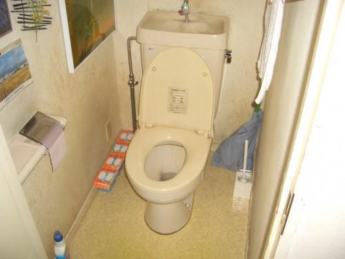 トイレリフォームを座間市マンションで行いました。
